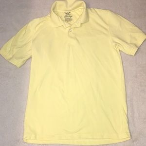 Other - Pale Yellow Polo